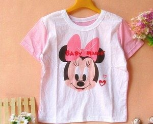 Cartoon Printed T-shirts for kIds