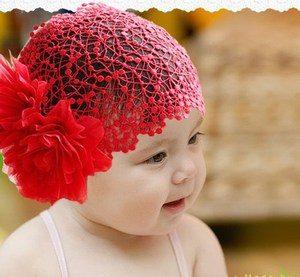 Floral Baby Headbands