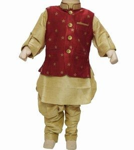 Baby Boy Indian Traditional Wear