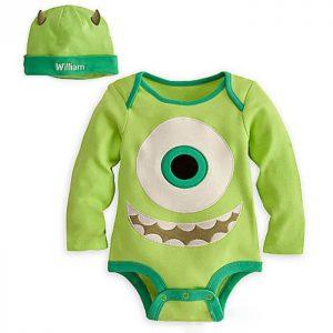 Printed Baby Bodysuits