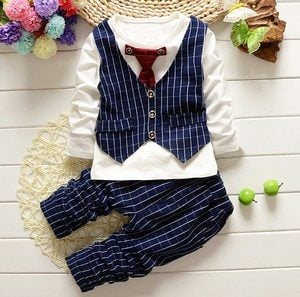 Baby Boys Formal Clothing