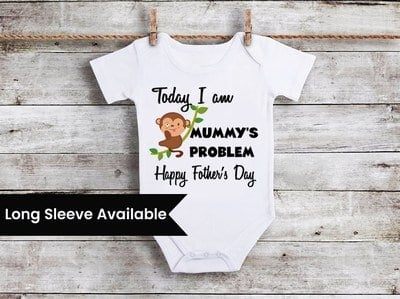 Fathers Day Baby Clothes - Father's Day Gift