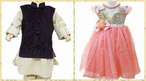 Indian Kids Ethnic Wear