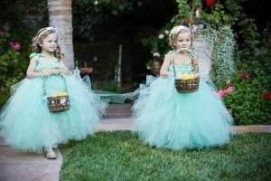 Tutu Style Princess Party Dress