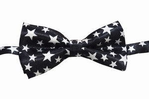 Cute Black Bow tie For Baby Boys