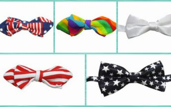 Fashionable Bow Ties for Stylish Little Boys