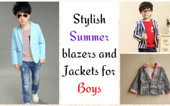 Children Summer Blazers and Jackets