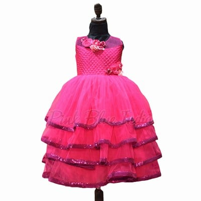 kids Ball Gown Prom Dresses