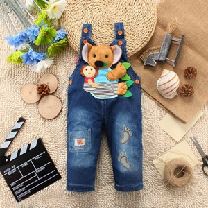 Denim Dungaree for Children