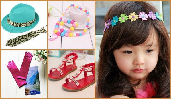 Cute Kids accessories