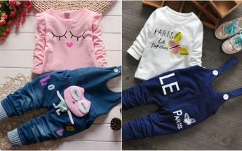 5 Cute Jumpsuits and Rompers for kids in India