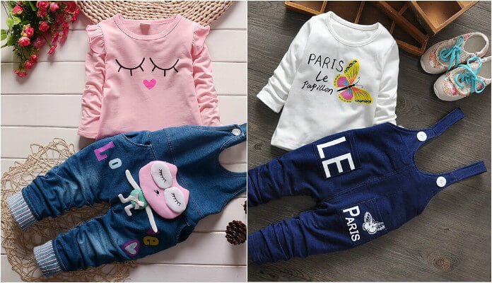 Jumpsuits and Rompers for kids