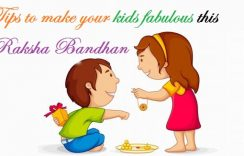 Tips to make your kids look fabulous this Raksha Bandhan