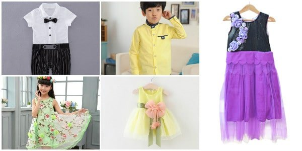 Light and Comfy Kids Clothes