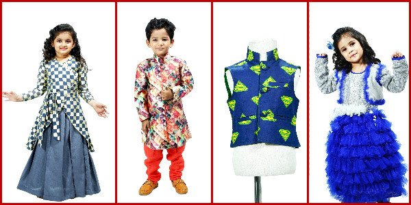 Childrens Traditional Clothing