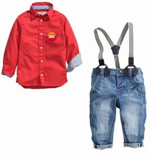 Party Wear Children Formal Clothes