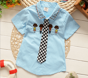 Baby Boy First Birthday Shirt