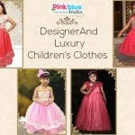 designer luxury childrens clothes india