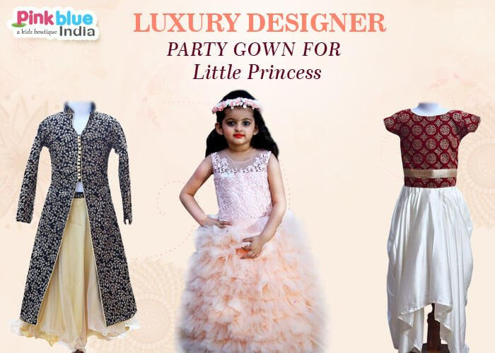 10 Best Designer Baby Dresses For Wedding Season Kids Clothes India