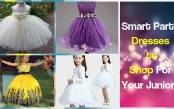 10 Party Dresses to Shop For Your Juniors | 2016 Occasions in India