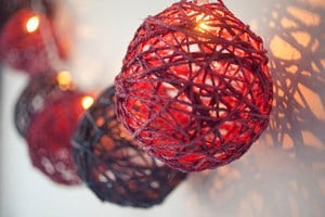 Balloon Twine Lights