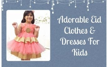 Buy Adorable Eid Clothes & Dresses For Kids | Ramadan Outfit Online