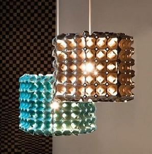 diwali Egg Carton Lamps