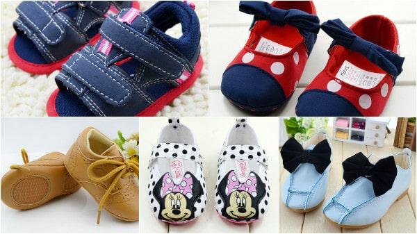 kids Footwear to Wear to Disney World