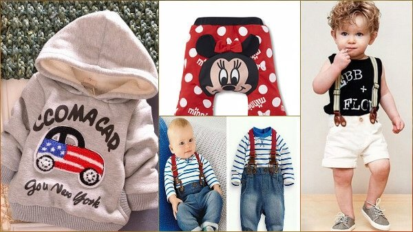 Kids Clothes to Wear to Disney World