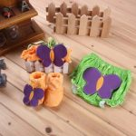 3-Piece Baby Diaper Cover and Bloomer Set