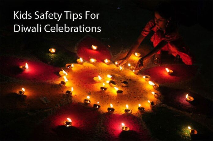 Kids Safety Tips For Diwali Celebrations