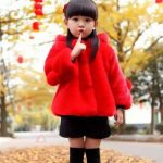 Baby and Kids Fur Jackets for Birthday Party