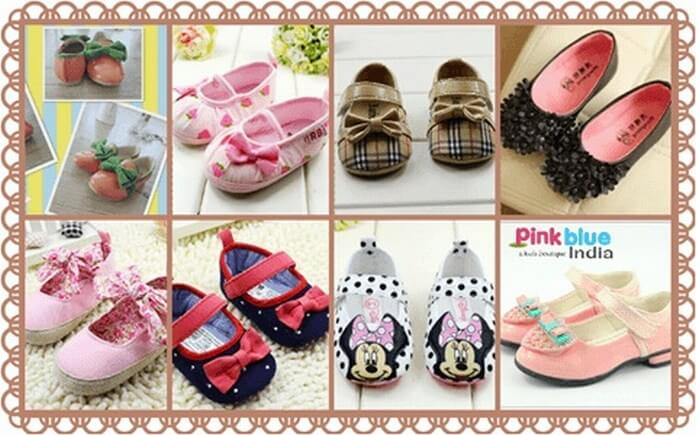Designer Shoes and Boots for baby Girl