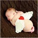 baby Photo Props Fairy Wings