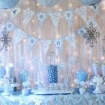 baby Winter Party Decoration