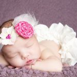 Bloomer Photo Props For Babies