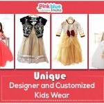 Designer and Customized Kids wear