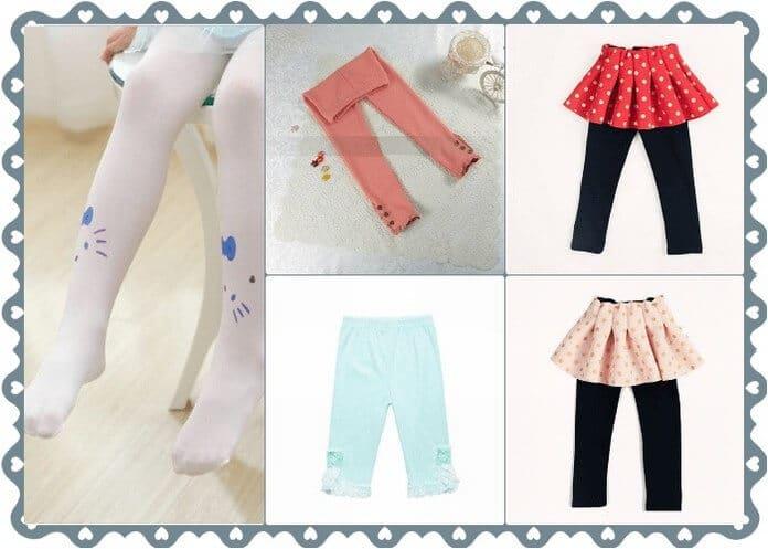 Designer Leggings for Baby Girls