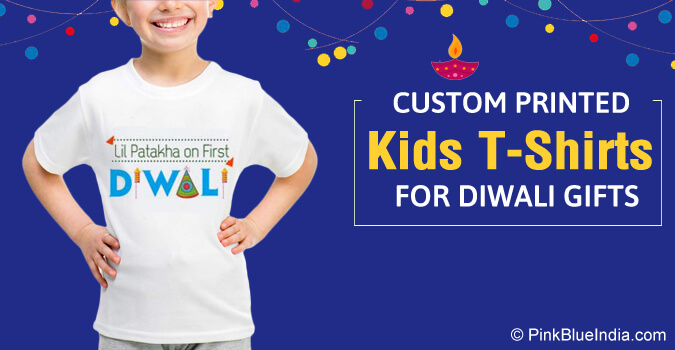 Diwali Special Baby Shirts, Diwali Tees for Kids
