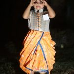 baby Girls Dhoti Style Dresses