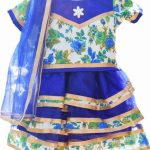 baby Girls Lehenga Cholis