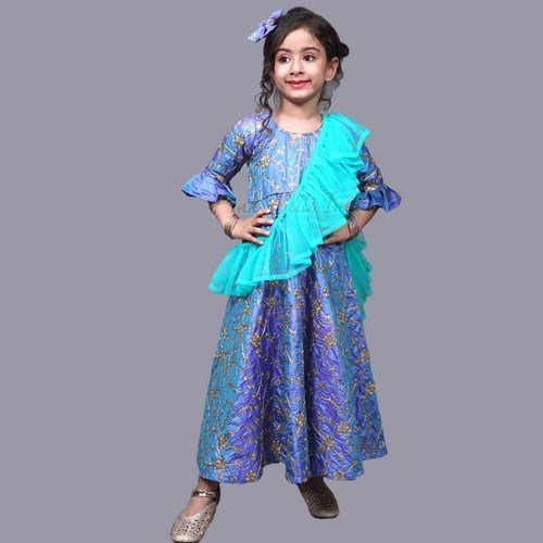 Indian Baby Girl Dress for Special Occasions