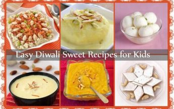 10 Delicious and Easy Diwali Sweet Recipes for Kids