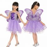 Kids and Toddler Fairy Costume Wings