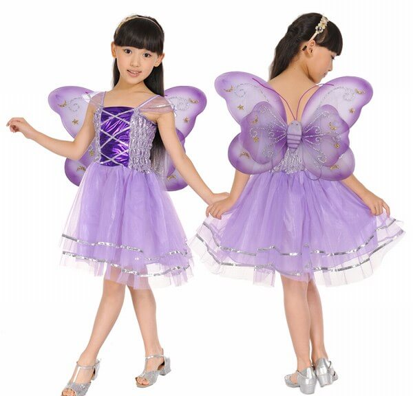 70d87e2d1 Unique Butterfly Costume and Dresses for Baby Girl