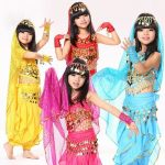 Bollywood Dance Costumes for Kids