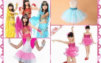 Unique Kids Dancewear & Costumes for Competition