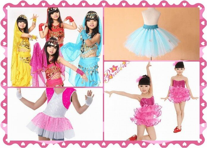 Kids Dancewear and Costumes