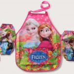Kids Frozen Apron Set