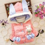 Kids Hooded Winter Coats & Outerwear